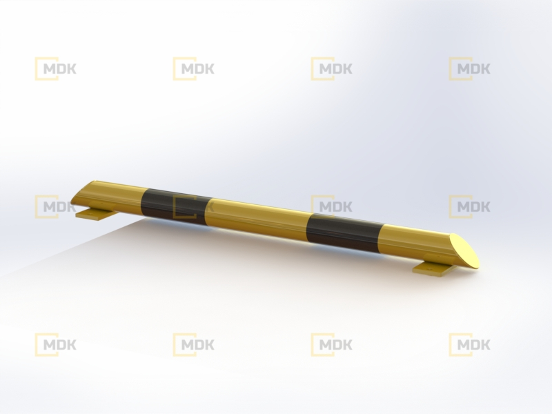 Nízký nárazník krátký - DP OW03